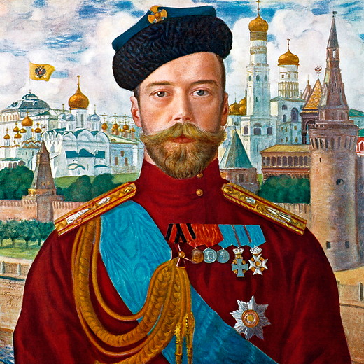 100 years since the execution of Tsar Nicholas II