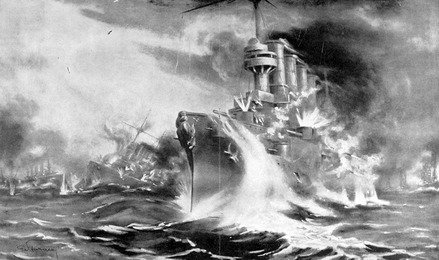 World War I Naval Warfare
